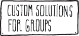 custom group solutions